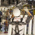 Prova de conceito do exoesqueleto segunda geração.