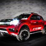 Nissan Frontier Attack Concept.