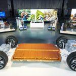 Nova plataforma mundial da General Motors.
