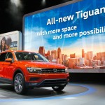Volkswagen Novo Tiguan.