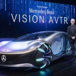 Mercedes-Benz VISION AVTR.
