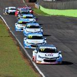Primeira corrida da Copa Petrobras de Marcas.