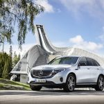 Novo Mercedes-Benz EQC 400 4MATIC.
