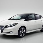 Novo Nissan Leaf.