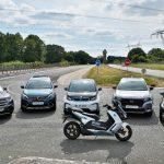 BMW, Ford, 5GAA e PSA fazem demonstarção da tecnologia C-V2X.