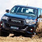 Toyota Hilux GR Sport V6.