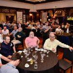 O salão do Graciosa Country Club estava repleto de personalidades da história do Automobilismo Paranaense.
