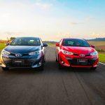 Compacto Yaris, responsável pela entrada da Toyota em novo segmento no Brasil, teve investimento de R$ 1,6 bilhão, concluído em 2018.