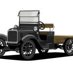 1918 Chevrolet One-Ton.