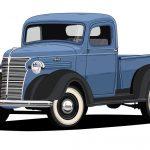 1938 Chevrolet Half Ton.