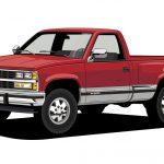 1988 Chevrolet Silverado.