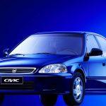 Honda Civic Geração 6.