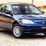 Honda Civic Geração 7.