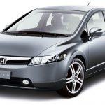 Honda Civic Geração 8.