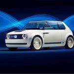 Honda Urban EV Concept.