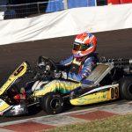 O curitibano Luís Trombini Neto é o mais novo campeão da categoria Júnior Menor no Paraná.