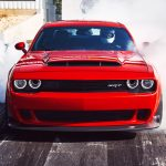 Dodge Challenger SRT Demon 2018.