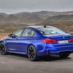 BMW M5 2020.