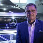Holger Marquardt, Presidente da Marcedes-Benz Cars & Vans.