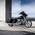 Harley-Davidson Street Glide 2018.