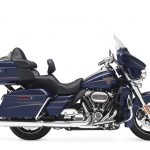 Harley-Davidson CVO Ultra Limited 2018.