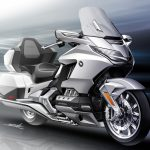 2018 Honda Gold Wing.