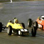 Ayrton Senna na F-Ford.