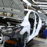Fábrica da GM em Gravataí produz os modelos Onix e Prisma, os mais econômicos da Chevrolet.