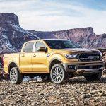 Nova Ford Ranger 2019 para os EUA.