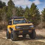 Ford Bronco 2 portas 2021.