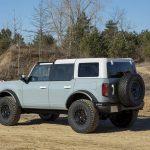 Ford Bronco 4 portas 2021.