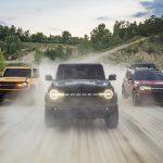 Família Ford Bronco 2021,