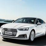Melhor Importado América Latina: Audi A5, com 60,2%.