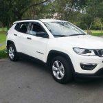Melhor SUV América Latina: Jeep Compass, com 58,4%.
