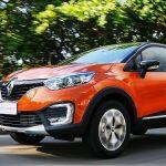 Melhor Design América Latina: Renault Captur, com 58,4%.