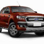 Melhor Picape América Latina: Ford Ranger, com 34,6%.
