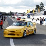 Anderson Andrade é o primeiro colocado na categoria Turismo 5000.