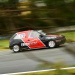 Rafael Barranco lidera a categoria Marcas B.