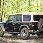 Jeep Wrangler Black Tan Edition.