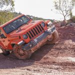 Jeep Wrangler Rubicon.
