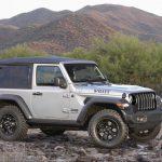 Jeep Wrangler Willys.