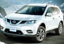 16 abr 15 - Nissan-X-Trail-Hybrid - 1