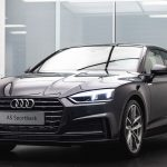 Audi A5 Spotline.