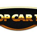 Logo do Top Car TV.