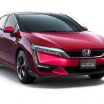 Honda Clarity Fuel Cell.