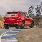 Jeep® Grand Cherokee Trackhawk 2018.