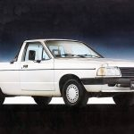 Ford Pampa 1988.