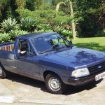 Ford Pampa 1990.