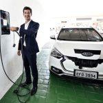 Nuno Pinto, head de Negócios B2C e Mobilidade Elétrica da EDP Smart.