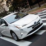 Toyota Prius, híbrido de maior sucesso da história, representa o primeiro passo da Toyota para eletrificação no Brasil.